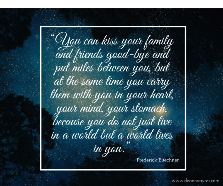 family, family quote, distance, love,